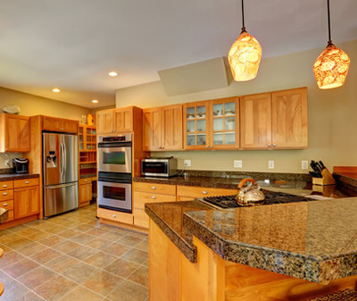 Extreme Granite and Marble - Granite Kitchen Counter Tops Feature