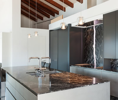 Extreme Granite and Marble - Marble Kitchen Countertops Feature