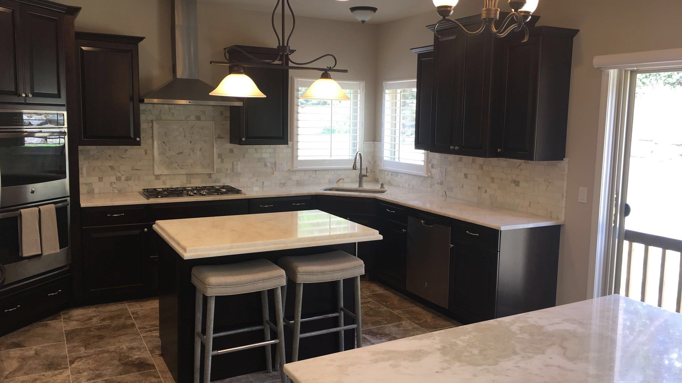 Extreme Granite and Marble - Granite Kitchen Countertops Fabrication