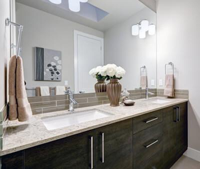 Extreme Granite and Marble - Granite Bathroom Countertops Feature