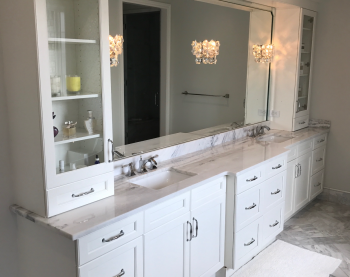 Extreme Granite and Marble - Marble Bathroom Countertops Fabrication and Installation